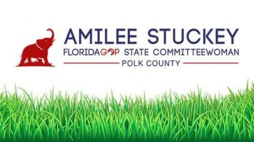 Amilee Stuckey – Candidate for Polk County REC Committeewoman.