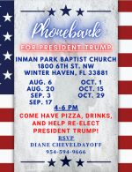 Phonebank for President Trump